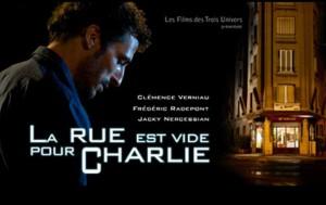 LA RUE EST VIDE POUR CHARLIE // Teaser & Making of du film